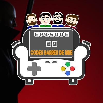 Episode 29 - Des codes barres de rire