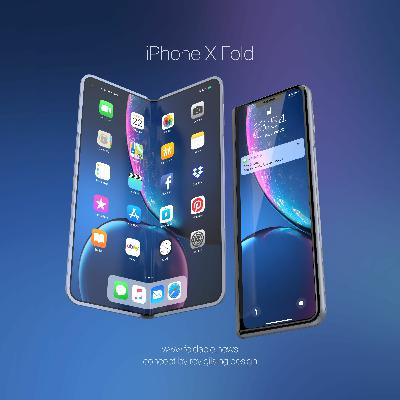 482- Apple's Folding iPhone with Samsung Screen (13.09.20)