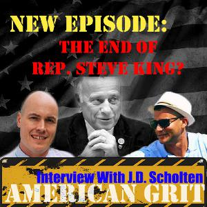 EXCLUSIVE:  Interview with Steve King's (R-IA) Former Democratic Challenger J.D Scholten