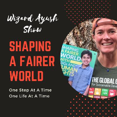 EP 05 - Julia Fliss Sharing her Story of #WorldChangersAreNoisy