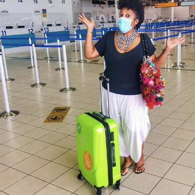 Navigating hurricanes, Covid 19 and racism on a small Caribbean island with Riselle Celestina