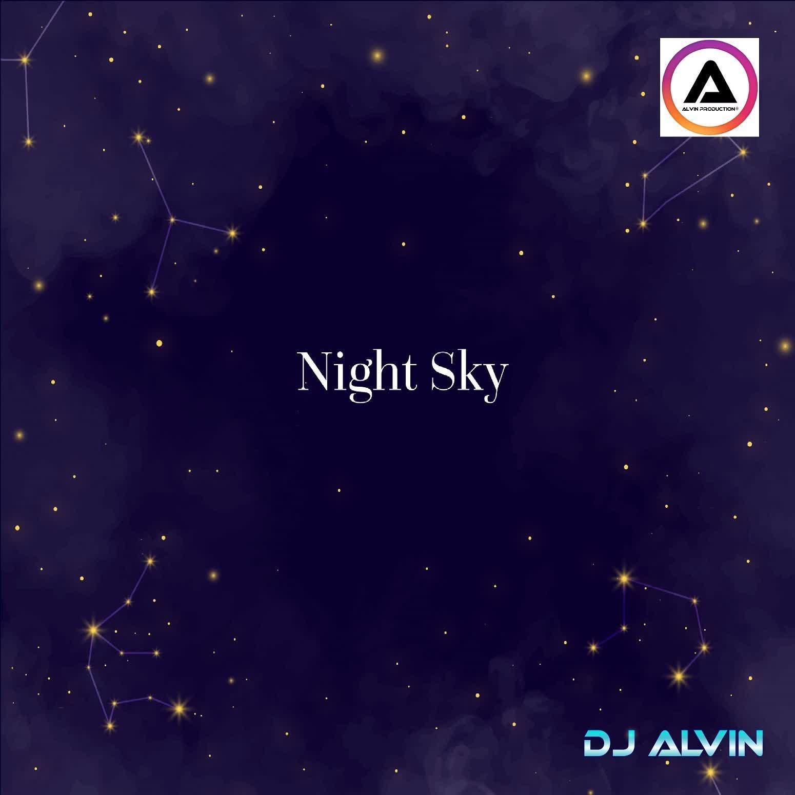 DJ Alvin - Night Sky