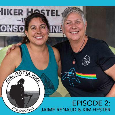 02. Jamie Renaud & Kim Hester, Mother & Daughter Appalachian Trail Hostel Owners in Maine