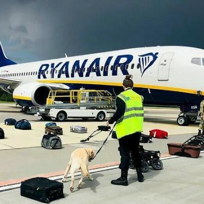 Черные шары истории с самолетом Ryanair. 2021 - 05 - 28