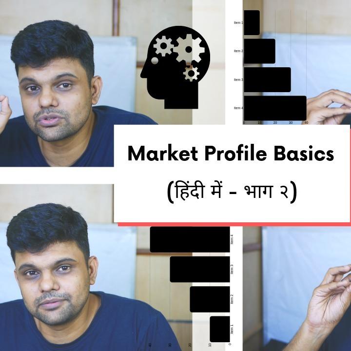 (Audio) Market Profile Basics Part 2 (Hindi)