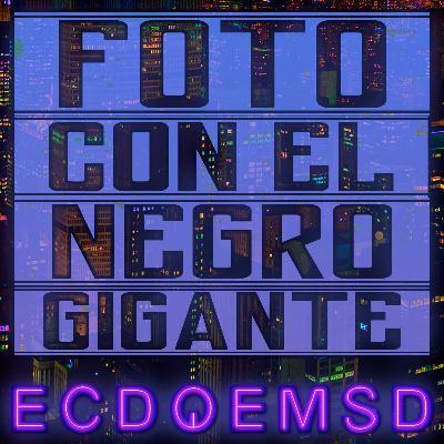 4884: Foto Con El Negro Gigante