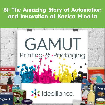 61: The Amazing Story of Automation and Innovation at Konica Minolta