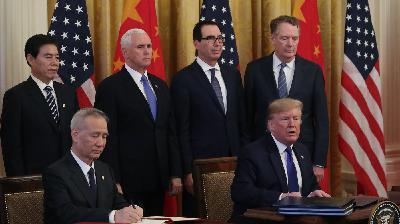 China-U.S. Trade Agreement Fail