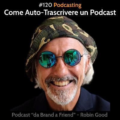 Come trascrivere automaticamente un podcast (gratis)