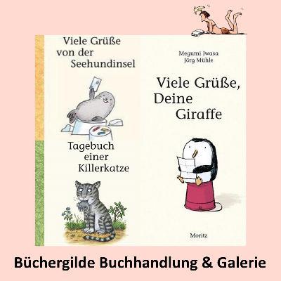 Unterwegs auf der Buchmesse: Interview mit Markus Weber vom Moritz Verlag