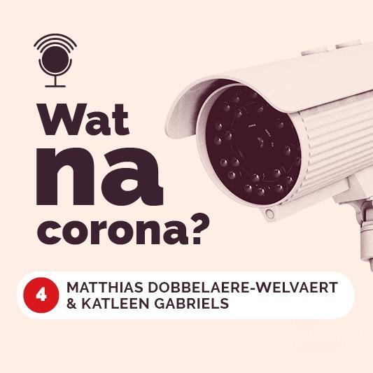 Bedreigt de coronacrisis ook onze privacy?