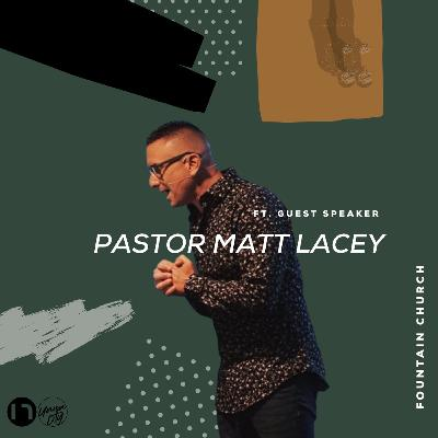 """""""The Table is Set"""" ft. Pastor Matt Lacey"""