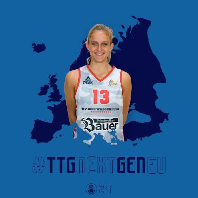 #TTGNextGenEU (EuroLeague Final Four mit Leonie Fiebich)