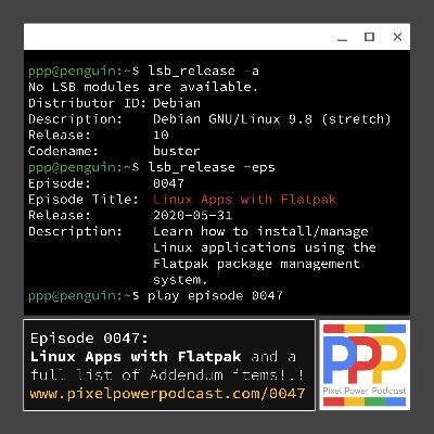 0047: Linux Apps with Flatpak