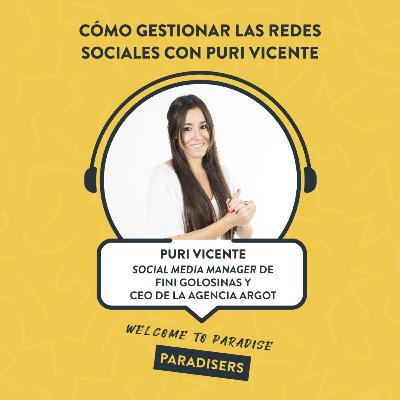 WTP 11: Cómo gestionar las redes sociales con Puri Vicente