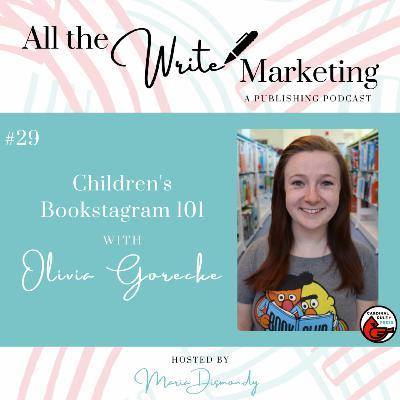 Children's Bookstagram 101 with Olivia Gorecke