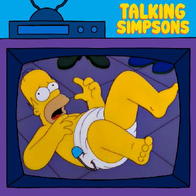 Talking Simpsons - Homer vs Dignity With Nick Wiger
