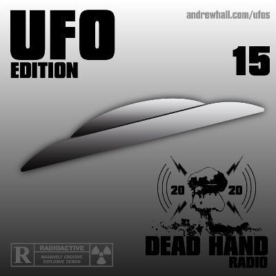 UFOs THE COLD WAR & CONSCIOUSNESS