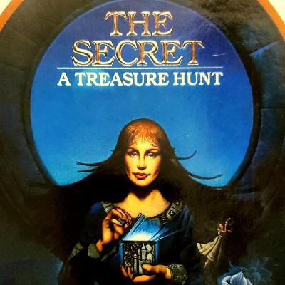 E26: BONUS Sneak Peak of Byron Preiss's The Secret in Charleston w/Brian McFarland