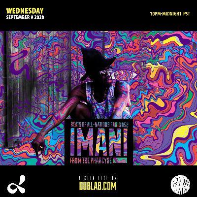 Imani of The Pharcyde | Beats of All-Nations Radio  052 on Dublab