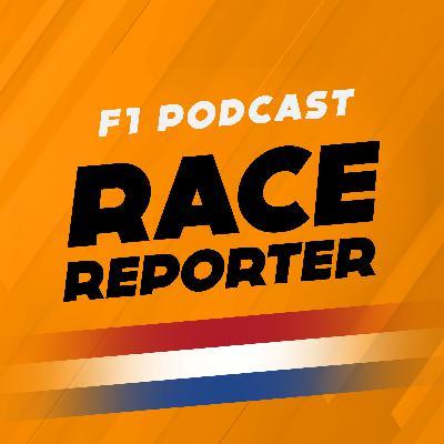 GP Nederland - Verstappen wint Oranje volksfeest