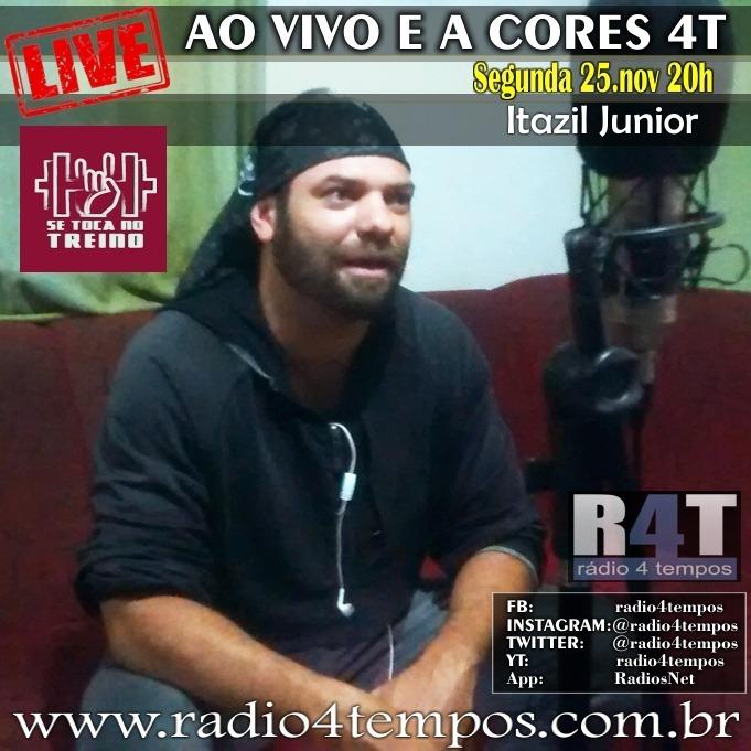 Rádio 4 Tempos - Ao Vivo E a Cores 65:Rádio 4 Tempos