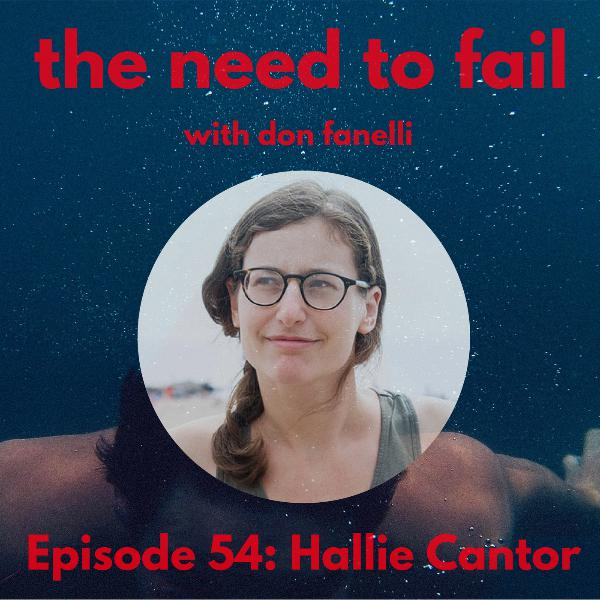 Episode 54: Hallie Cantor