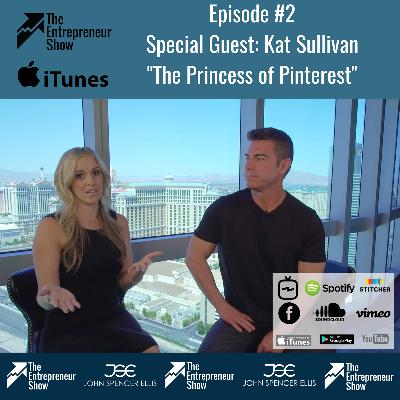 Kat Sullivan - The Princess of Pinterest