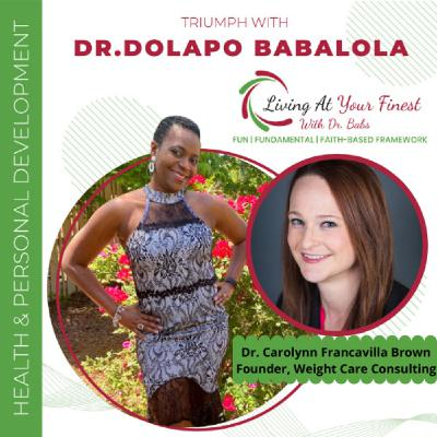 Managing the Complexities of Obesity with Dr. Carolynn Francavilla