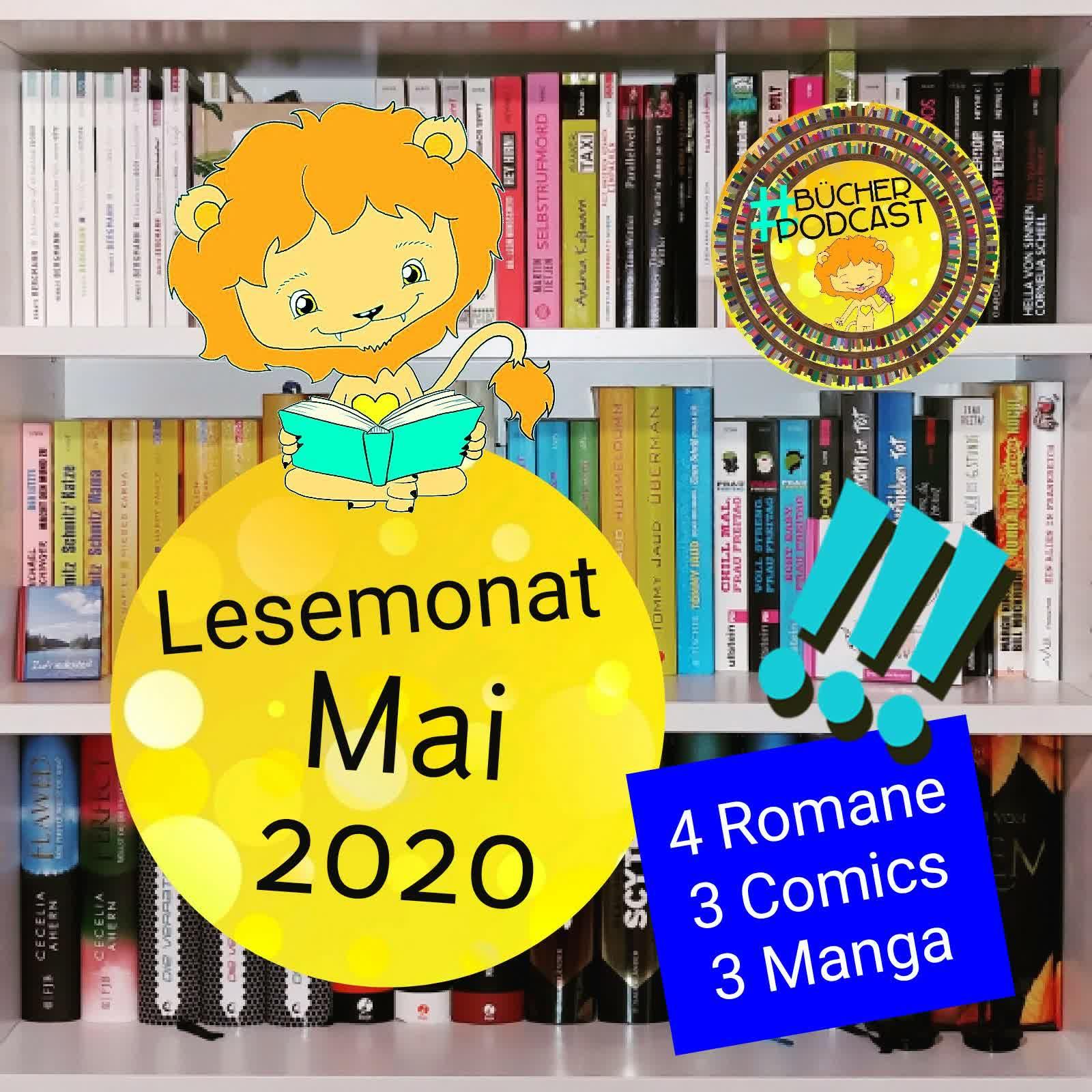 Lesemonat Mai 2020