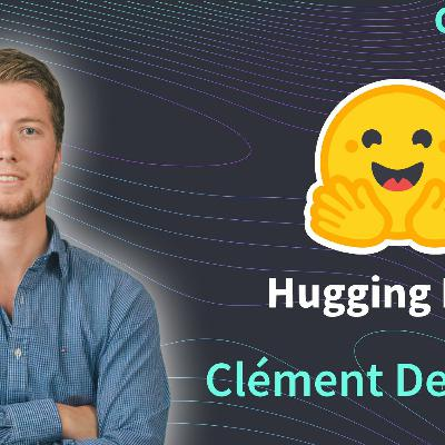 Clément Delangue, CEO of Hugging Face, on the power of the open source community