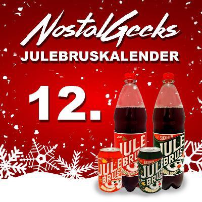 NostalGeeks Julebruskalender - 12 - Norgesgruppen Julebrus
