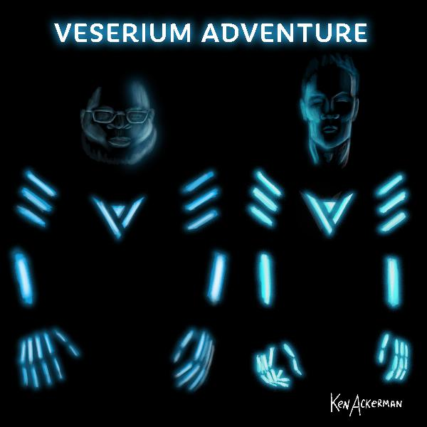 763 - Veserium Adventure