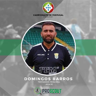 #1 Campeonato de Portugal   Leça FC - A sombra da Palmeira