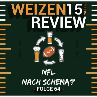 NFL nach Schema?   Weizenreview Woche 15   S2 E64   NFL Football