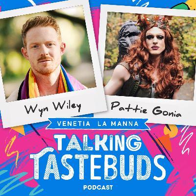 Talking Tastebuds with Pattie Gonia (Wyn Wiley): Bringing Drag Outdoors