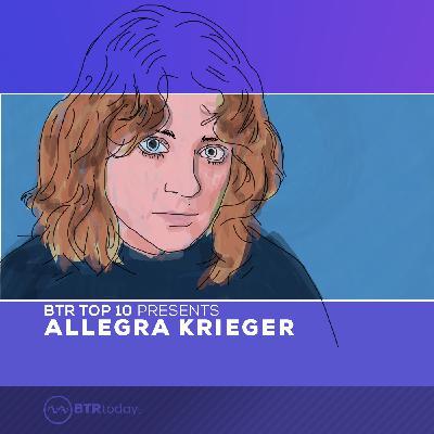 Artist of the Week: Allegra Krieger