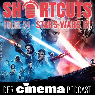 """Star Wars IX, Live-Podcast """"Scarface"""" und Kino Vorschau 2020"""