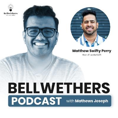 Matthew Swifty Perry, Founder & Host of LeaderSwift