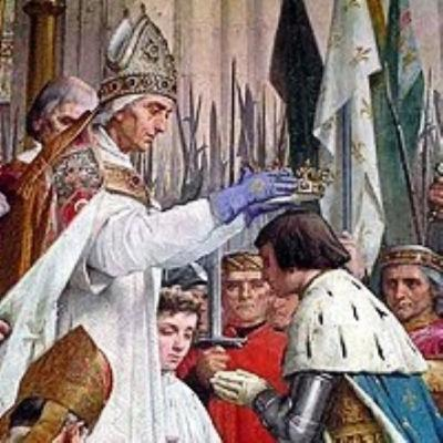 Carlo Magno fu incoronato imperatore nel Natale dell'800