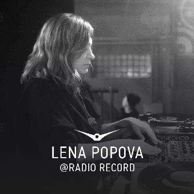 Lena Popova @ Record Club #1031 (21-04-2021)