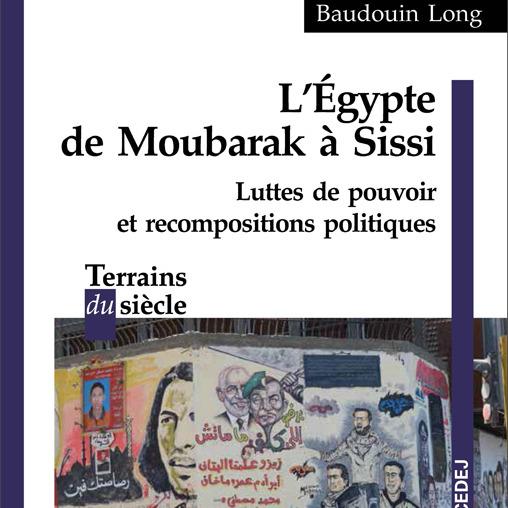 """Rencontre autour de l'ouvrage """"L'Egypte de Moubarak à Sissi"""""""