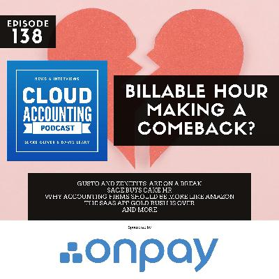 Is the billable hour making a comeback?