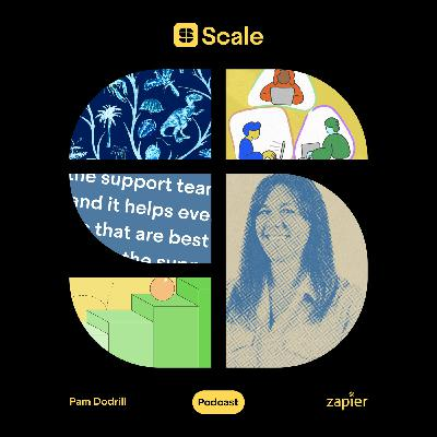 Scale: How Zapier supports 3 million users by investing in customer outcomes