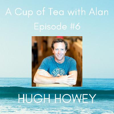 Episode #6 - Hugh Howey