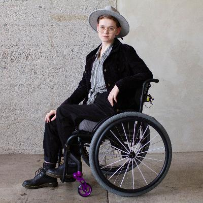 How Claire Raymond Lost Mobility and Gained Freedom