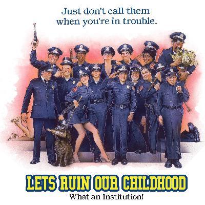 #67 - Police Academy