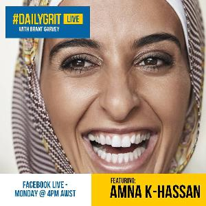 EP008 Difficult Conversations with guest Amna K-Hassan - The No Xcuses Show