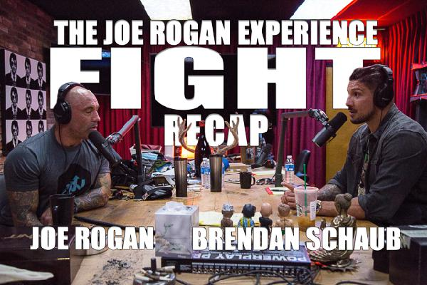 Mayweather vs. McGregor Recap with Brendan Schaub