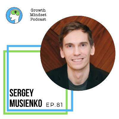 81. 'Know Thyself' - Gene and Microbiome Sequencing - Sergey Musienko, CEO - Atlas Biomed